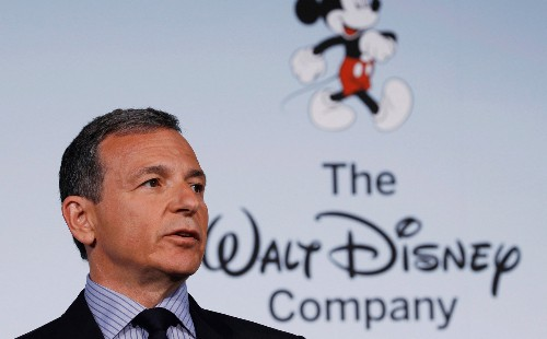 Disney CEO Bob Iger Discusses Working with Steve Jobs, Apple, and Pixar
