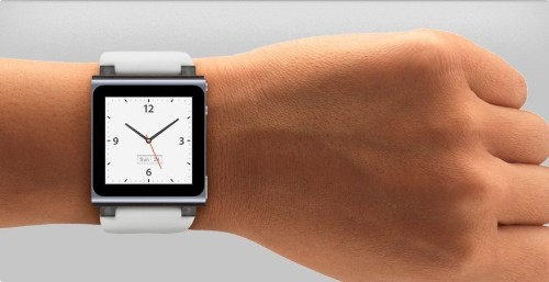 Apple's 'iWatch' Said to Arrive in October 2014 with Wireless Charging