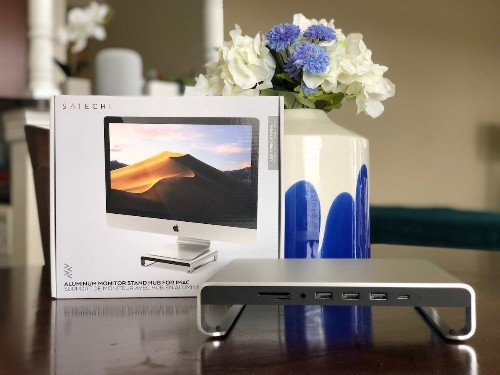 Review: Satechi's Type-C Stand for iMac Offers Easy Access to USB Ports With Ergonomic Design