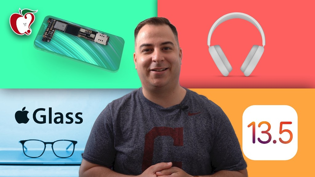 Top Stories: Apple Glass and iPhone 12 Rumors, iOS 13.5 Update, and More!