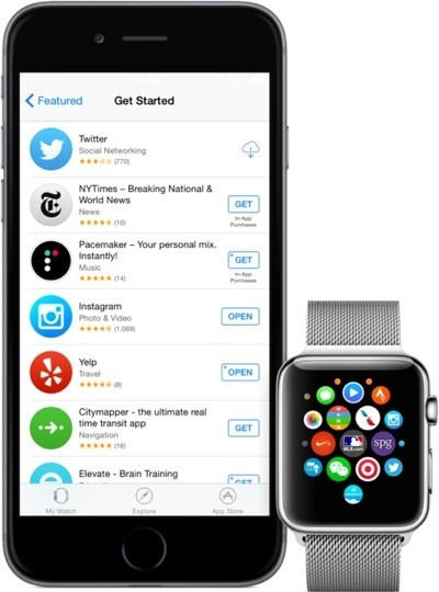 Apple Shares List of Must-Have Apps as Apple Watch App Store Goes Live Today