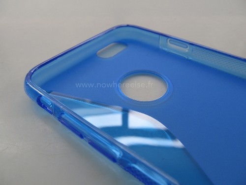 Another Alleged iPhone 6 Case Surfaces with Cutouts for Moved Power Button, New Volume Controls