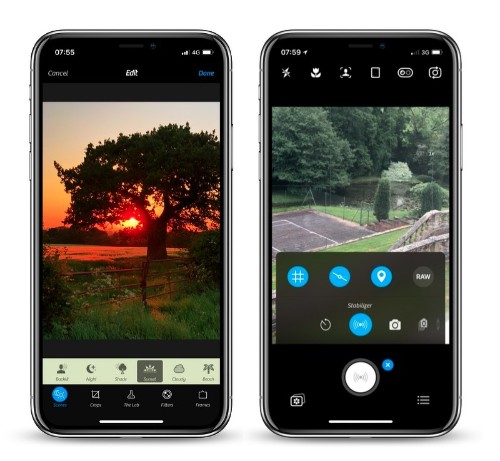 Camera+ 2 for iOS Brings New Interface, Photo Library Integration, Raw and Depth Editing, and More