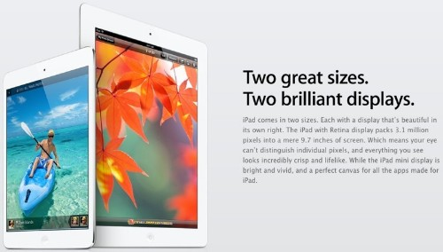 Apple Launches New 'Why You'll Love an iPad' Web Campaign