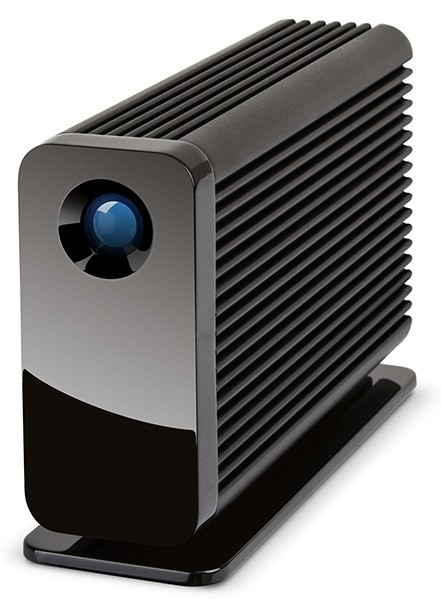 CES 2014: LaCie Debuts 'Little Big Disk Thunderbolt 2' With Transfer Speeds Up to 1375 MB/s