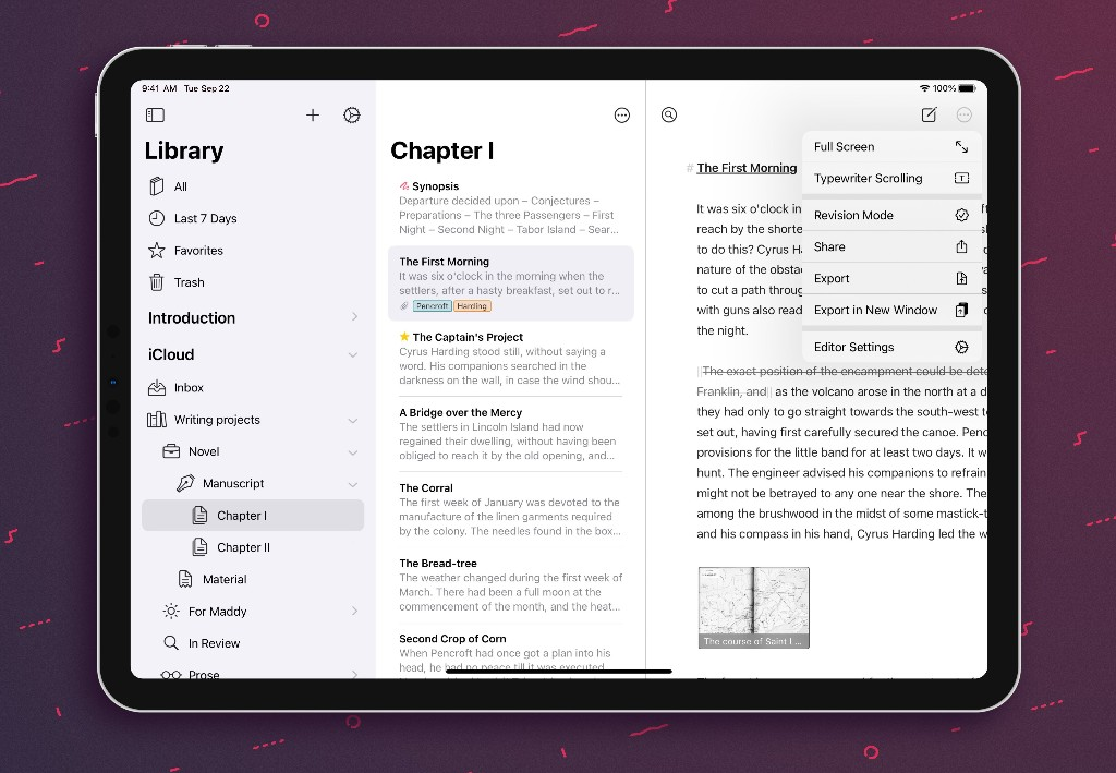 Ulysses 21 Brings Advanced Grammar and Style Check to iPhone and iPad
