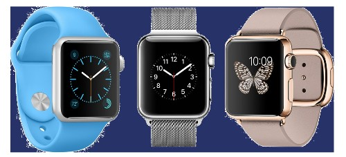 Apple Watch Received Estimated 1 Million Pre-Orders in U.S. on April 10
