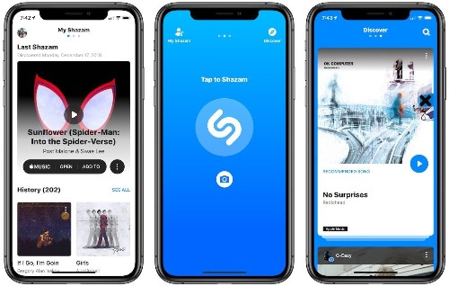 Apple-Owned Shazam App for iOS Drops Third-Party SDKs in Latest Update