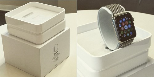 Retail Packaging for Apple Watch and Bands Potentially Revealed