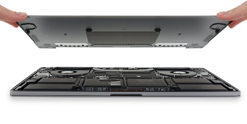 iFixit Shares Full 16-Inch MacBook Pro Teardown