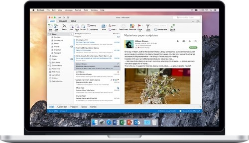 Microsoft Launches Office 2016 for Mac Preview, Available for Free to Mac Users