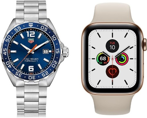 Apple Shipped an Estimated 30.7 Million Apple Watches in 2019, Beating Entire Swiss Watch Industry