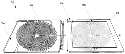 Apple Applies for Patent on Wireless iPad Charging via Smart Cover