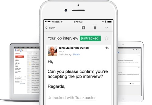 'Trackbuster' Service Aims to Strip Tracking Information From Incoming Emails