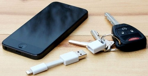 Nomad 3-Inch Lightning Cable Now Available for Preorder, Shipping in June