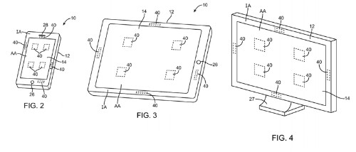 Apple Researching Solar Cell Ambient Light Sensors Embedded in Displays