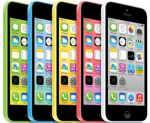 Walmart Drops iPhone 5c Pricing to $45 On Contract Through the Holidays