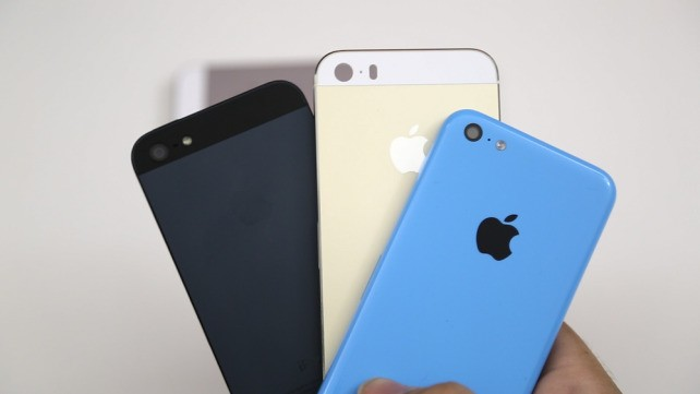 Newly Released Video Offers Detailed Look at Upcoming 'Champagne' iPhone 5S and Low-Cost iPhone
