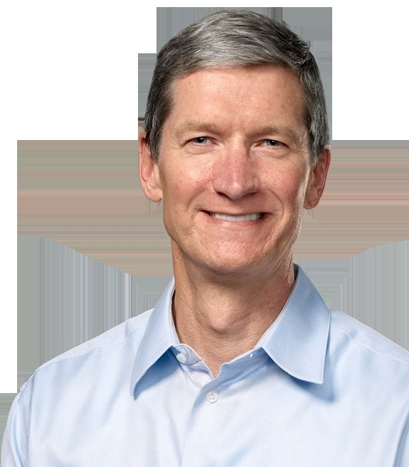 Tim Cook Addresses Apple Employees After Lawsuit Victory
