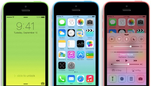 Apple Now Replacing Damaged iPhone 5c Screens in Retail Stores
