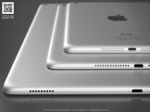 'iPad Pro' Production Reaffirmed for September-October Ahead of Rumored Late 2015 Launch