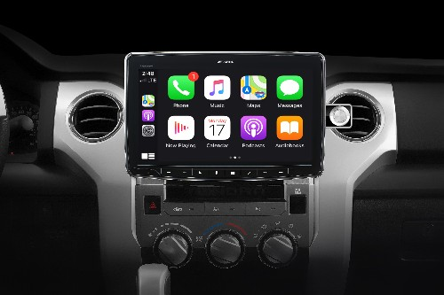 CES 2020: Alpine and Pioneer Debut Largest-Ever CarPlay Receivers With Up to 11-Inch Hovering Displays