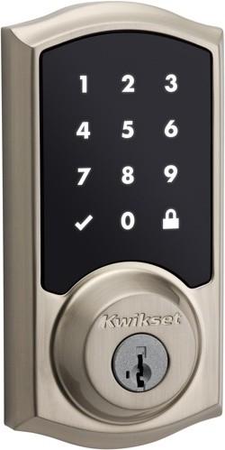 CES 2016: Kwikset Debuts HomeKit-Compatible 'Premis' Smart Door Lock