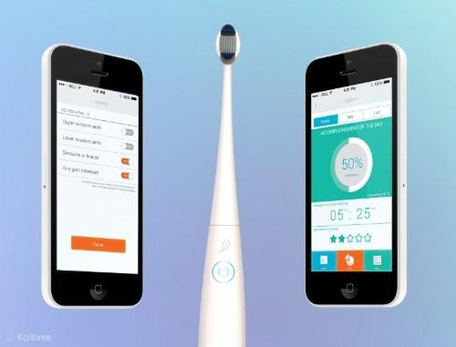 CES 2014: Kolibree Debuts Smart Toothbrush to Track Brushing Habits