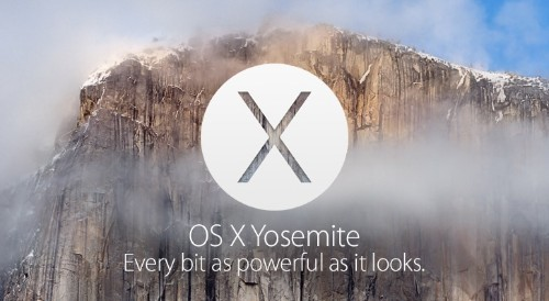 OS X Yosemite Public Beta Now Available via Mac App Store Redemption Codes
