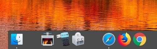 How to Group Mac App Icons More Prominently in Your Dock