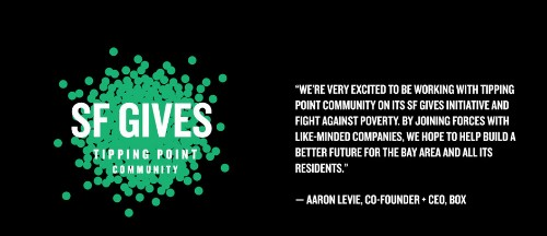 Apple Donates $500,000 to 'SF Gives' Anti-Poverty Initiative