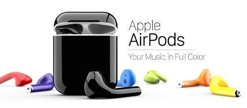 Win AirPods in a Color of Your Choice From ColorWare