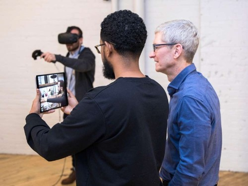 Apple CEO Tim Cook: Hardware and Software Integration Will Set HomePod Apart From Competitors