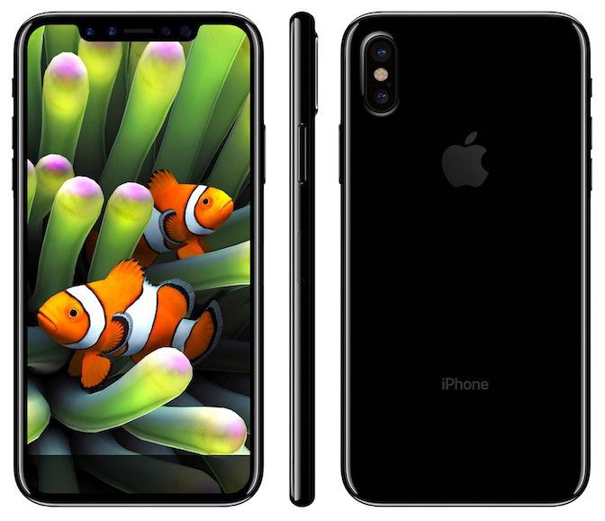 'iPhone 9' Rumored to Come in 5.28-Inch and 6.46-Inch Display Sizes in 2018