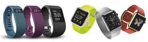 Fitness Bands Continue to Outsell Smartwatches in Wearable Market