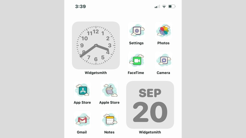 iOS 14 Widgets Offer iPhone Users Creative Home Screen Ideas