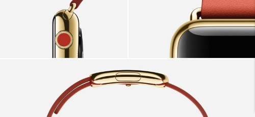 High-End 18-Karat Gold Apple Watch Could Cost Up to $1,200
