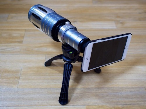 Night Sky MiniScope Review: This iPhone Telescope is More Frustrating Than Fun