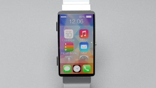 Apple's iWatch Pegged for 2015 Debut in Two Sizes With 8 GB Storage, Multiple Material Options
