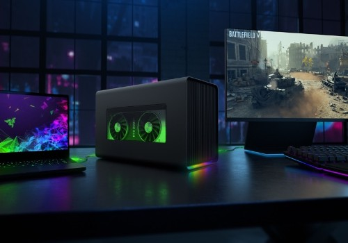 Razer Launches New Core X Chroma eGPU
