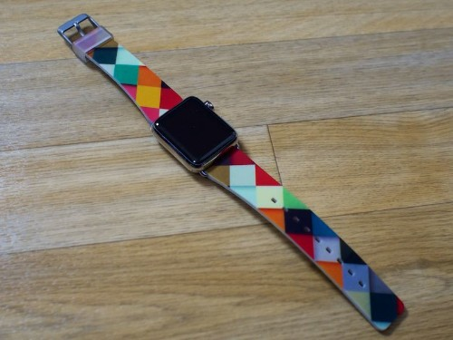 Review: Casetify's $70 Apple Watch Bands Can Be Customized With Any Design