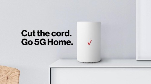 Verizon's $50 5G Home Internet Service Launched Today