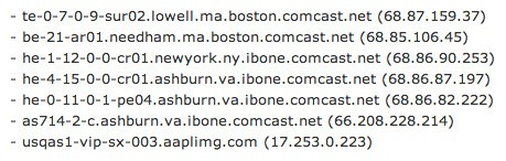 Apple's Content Delivery Network Now Live, Making Faster OS X/iOS Downloads Possible