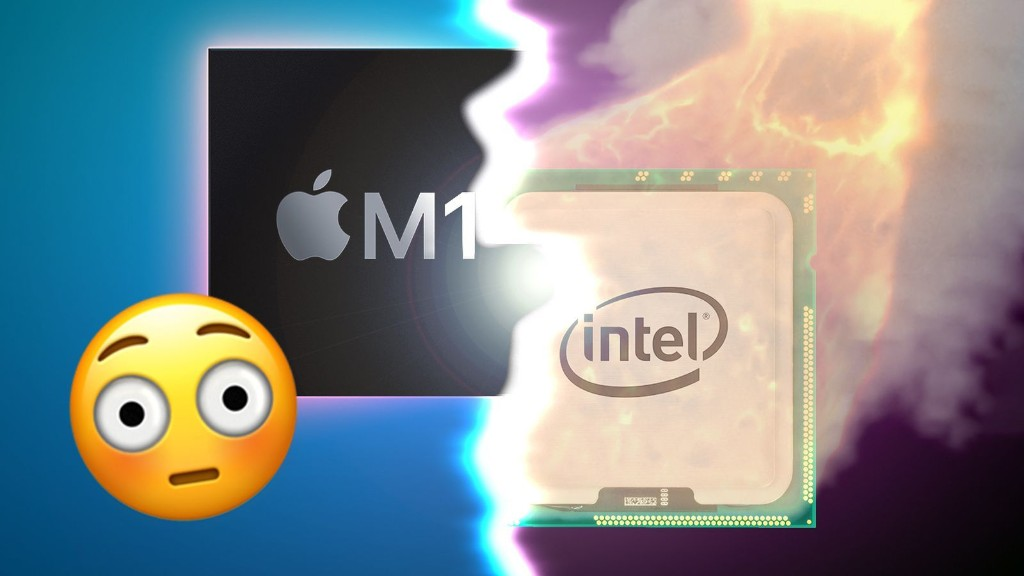 Watch Apple's M1 MacBook Pro Obliterate 2020 Intel MacBook Pro in Speed Tests