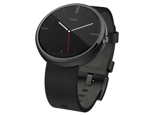 Motorola Launches $249 Moto 360 Smartwatch Featuring Android Wear, 'All Day' Battery Life