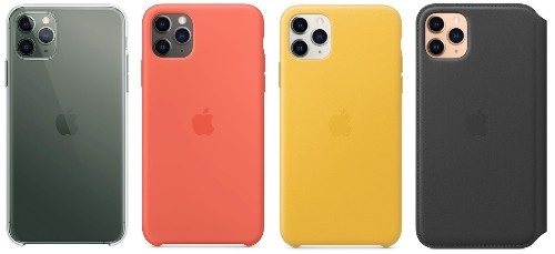 Apple Rolls Out New Cases for iPhone 11, 11 Pro, and 11 Pro Max