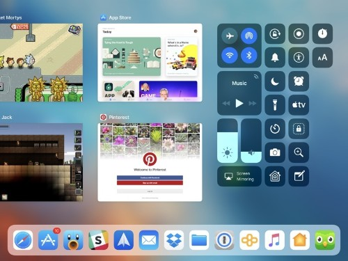 How to Use the iPad App Switcher in iOS 11