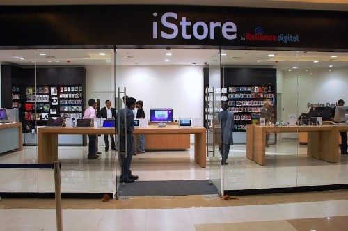 Apple to Triple Reseller Network in India to 200 Stores by 2015