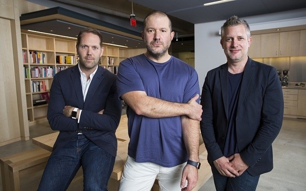 Jony Ive Named Chief Design Officer at Apple, Alan Dye and Richard Howarth Take Over Day-to-Day Design...