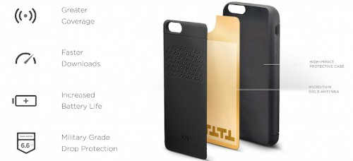 CES 2015: Reach79's iPhone 6 Case Claims to Double Signal Strength and Improve Battery Life